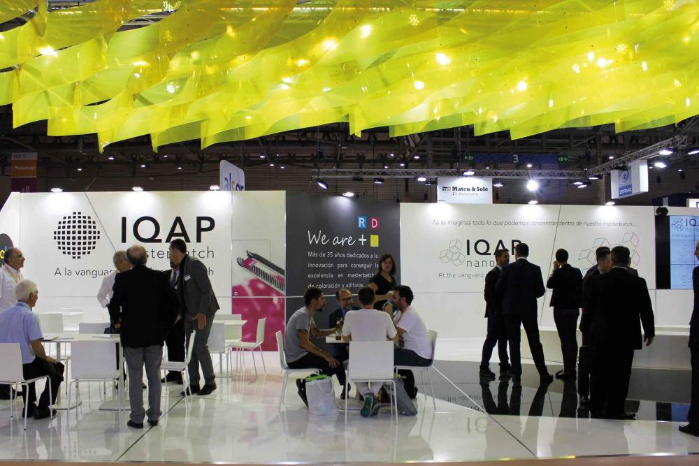 IQAP CONSOLIDATES TECHNOLOGICAL LEADERSHIP AT EQUIPLAST 2017