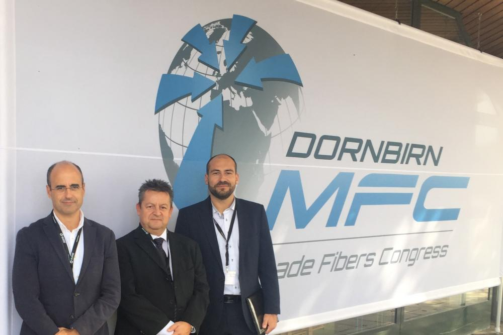 IQAP TAKES PART IN DORNBIRN'S TEXTILE CONGRESS (AUSTRIA)
