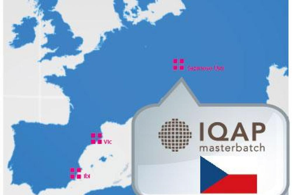 IQAP'S CZECH REPUBLIC PLANT DOUBLES PRODUCTION CAPACITY
